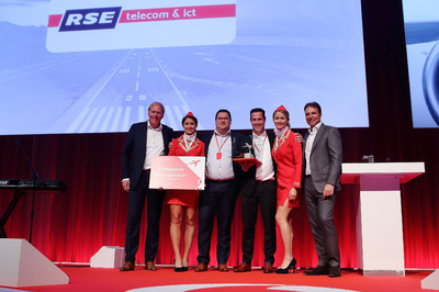 RSE telecom & ICT voor de tweede keer Vodafone Business Partners of the Year